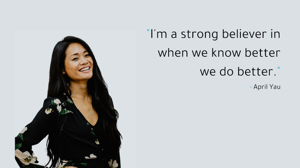 April Yau Quote 2