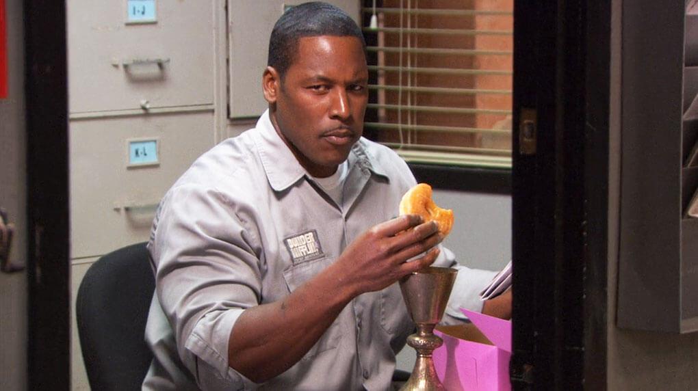 Glenn from The Office