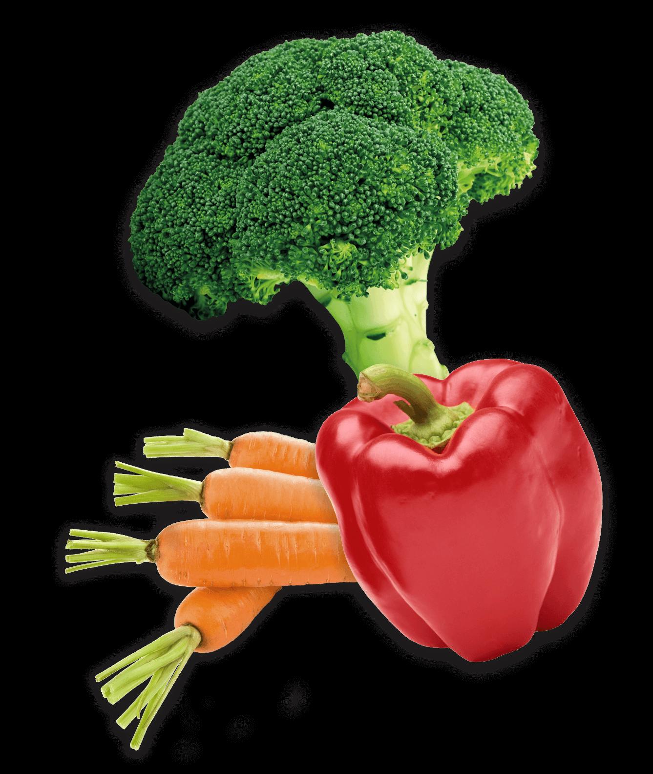 Larrys Market fresh veg insert