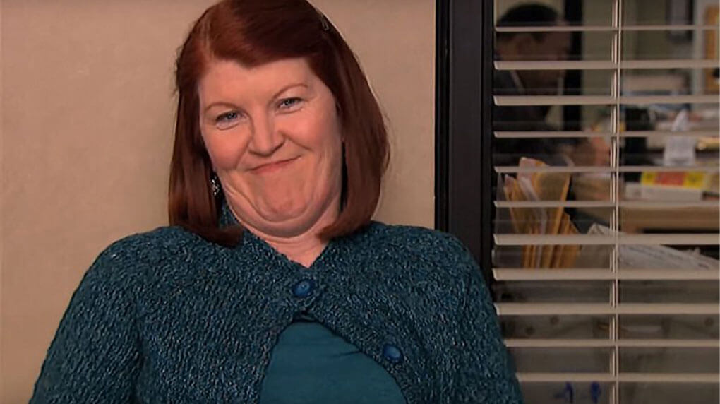 Meredith from The Office
