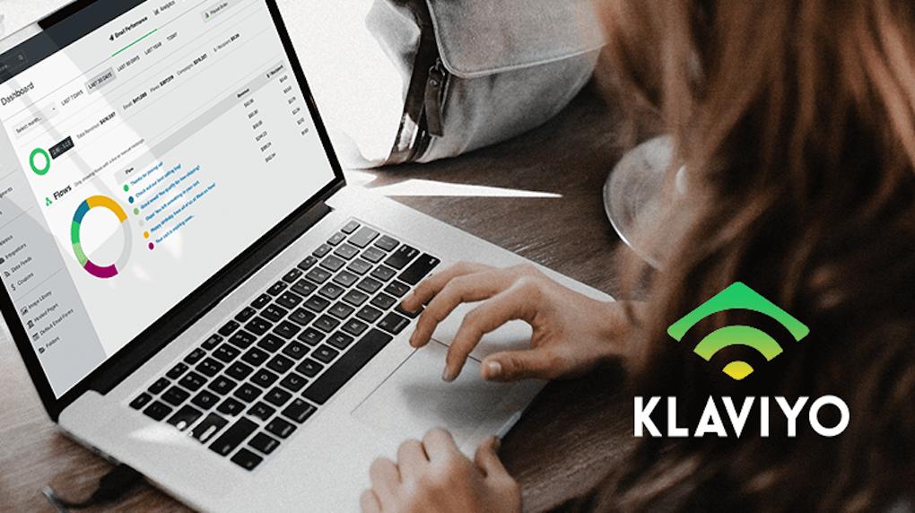 Women using Klaviyo Platform