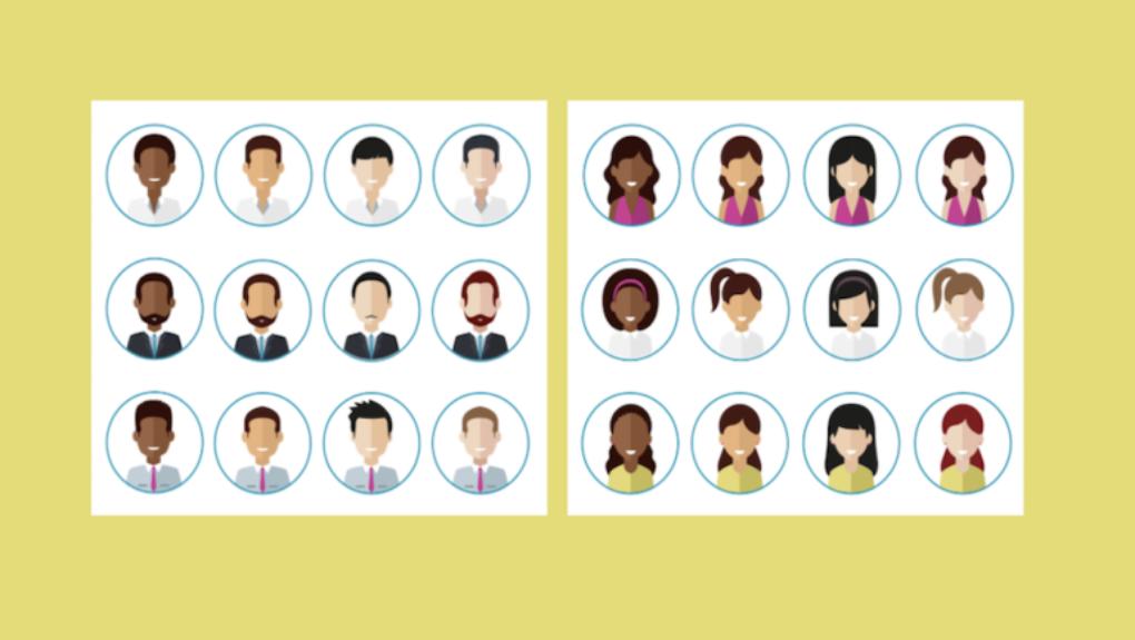 persona avatars