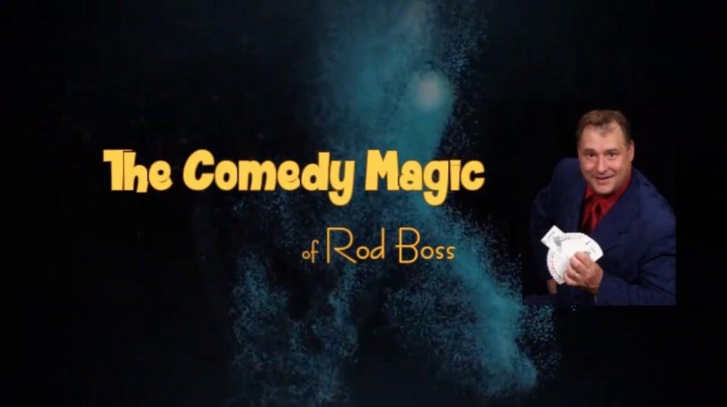 rod boss the magician