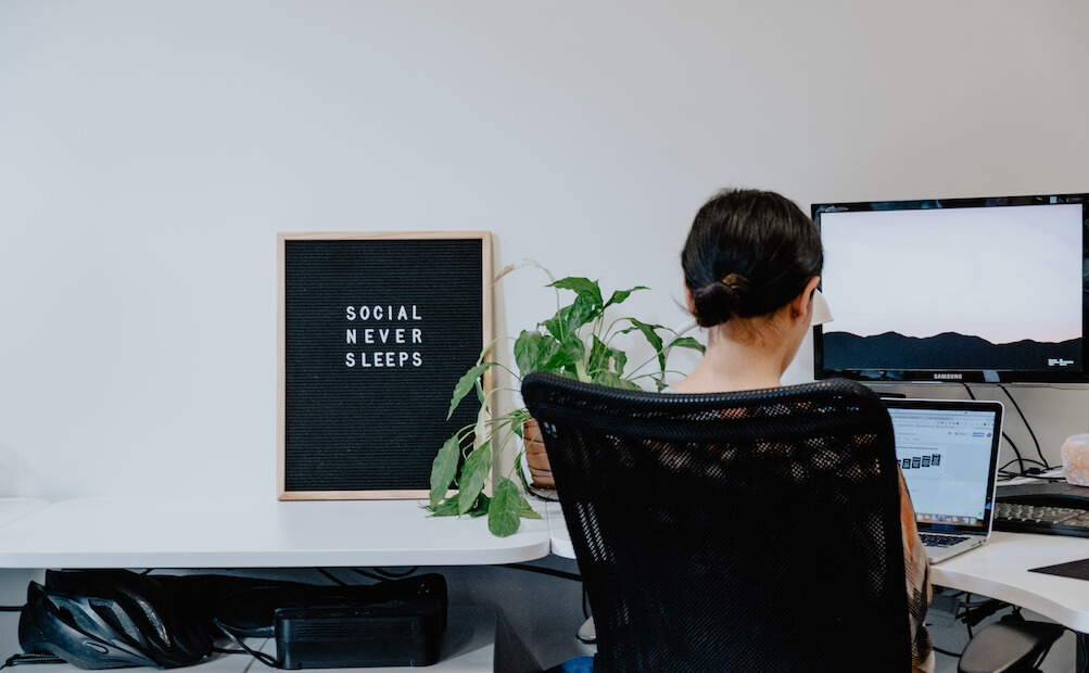 The B2B guide to winning the long-game with social media