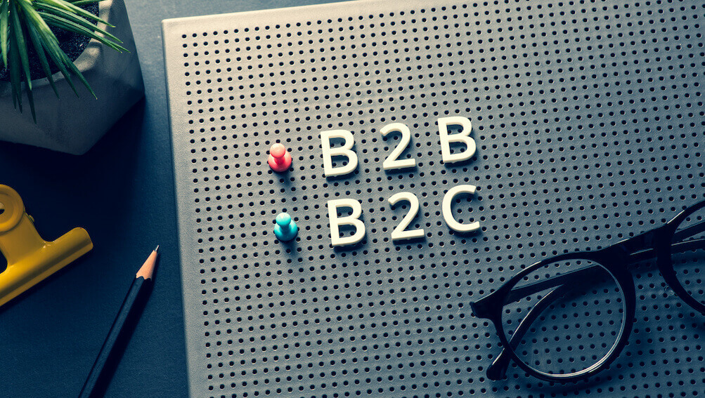 What B2B can learn from B2C when turning potentials into clients