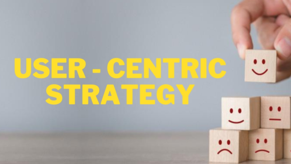 Manage change and grow your business by being user-centric